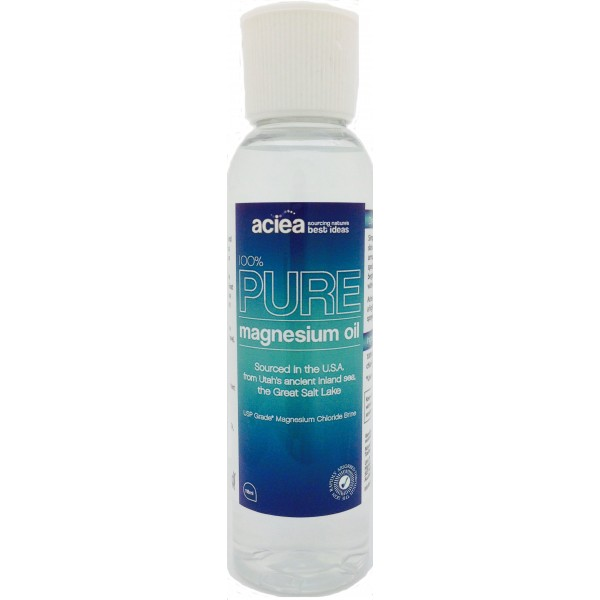 Aciea 100% Pure Magnesium Oil 118ml