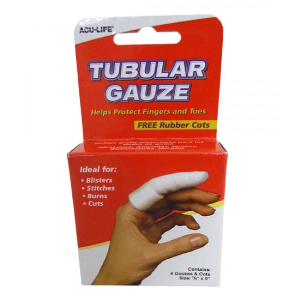 Acu-life Tubular Gauze 4Pk