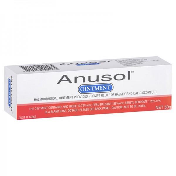 Anusol Ointment 50g