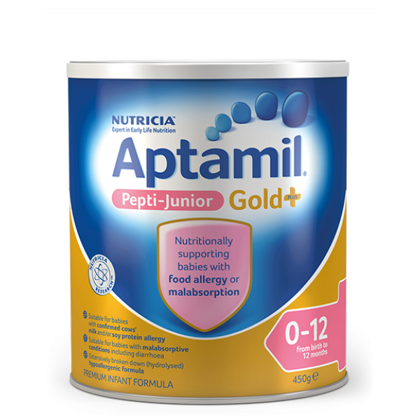 Aptamil Gold+ Pepti Junior Milk Powder 450g