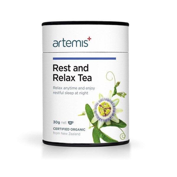 Artemis Rest and Relax Tea 30g