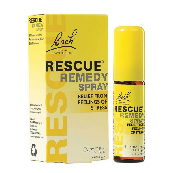 Bach Rescue Remedy Spray 20ml