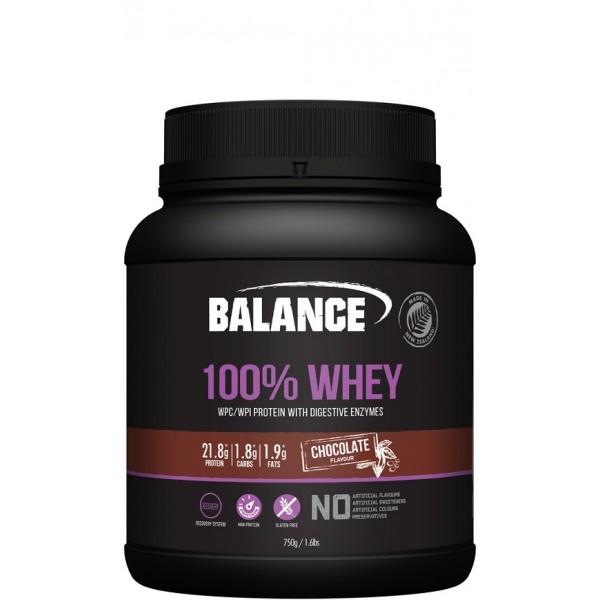 Balance Whey Protein Chocolate