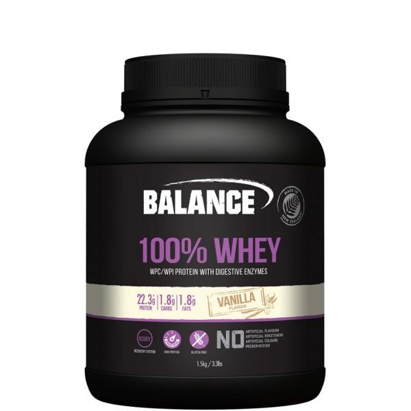 Balance Whey Protein Vanilla