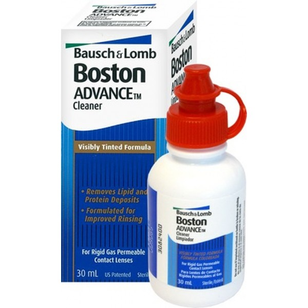 Bausch & Lomb Boston ADVANCE Conditioning Solution 30 ml - RIGID GAS LENSES