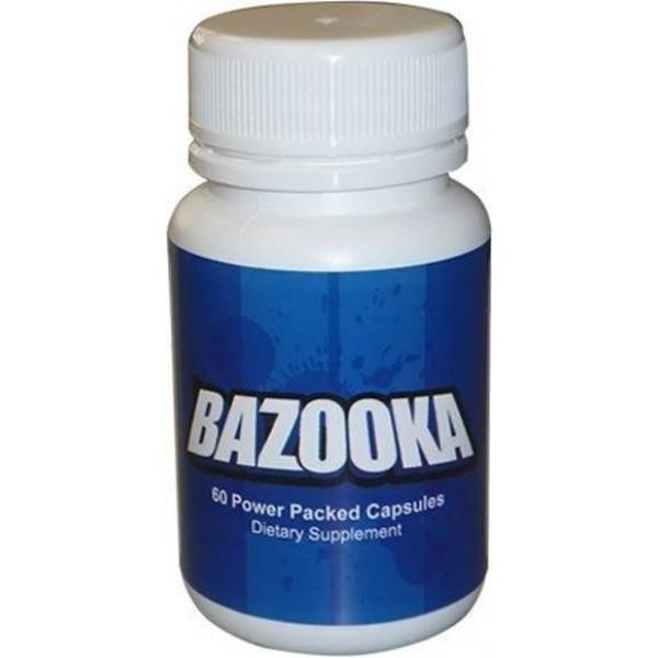 Bazooka Pills 60 Capsules