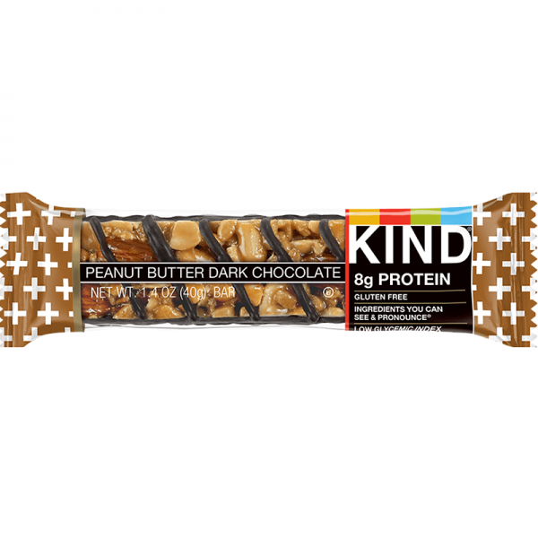 Be Kind Nut Bars Peanut Butter Dark Chocolate 40g