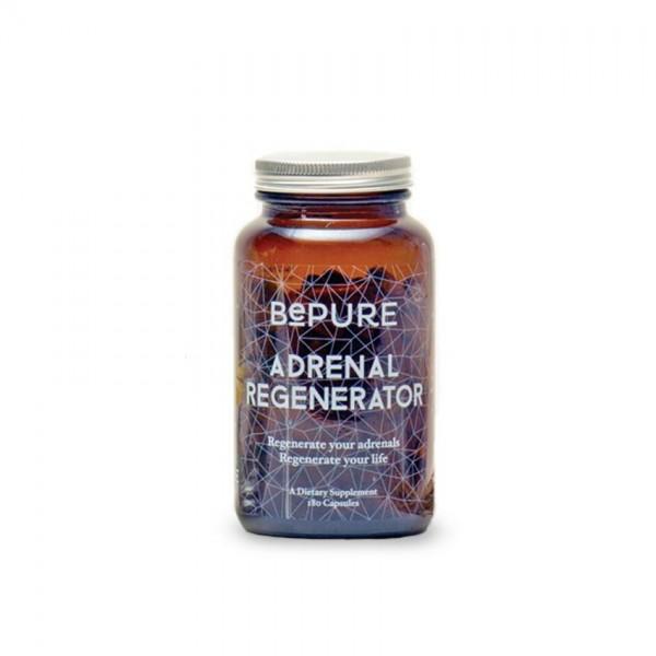 BePure Adrenal Regenerator 180 Capsules