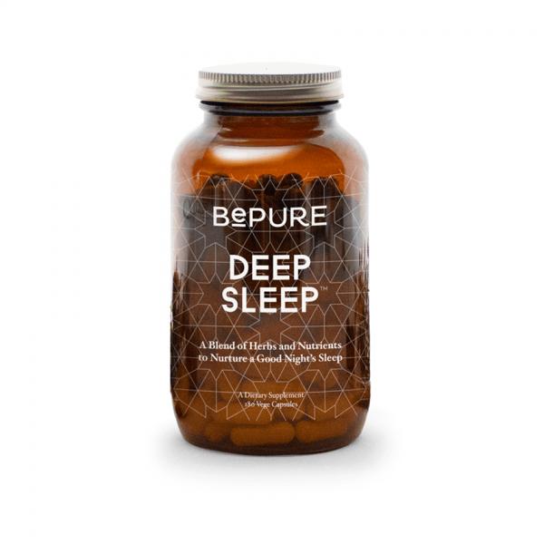 BePure Deep Sleep 180 Capsules