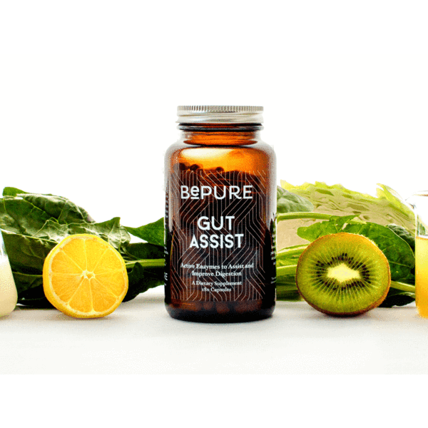 BePure Gut Assist 180 Capsules