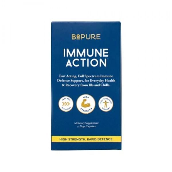 BePure Immune Action Capsules 45s