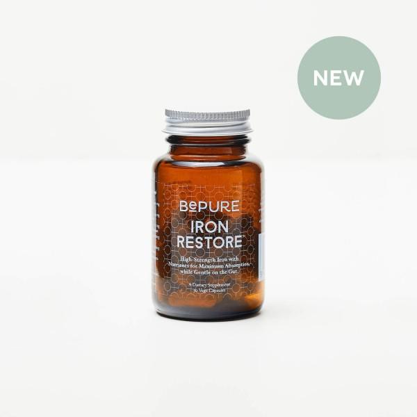 Bepure Iron Restore 30 Capsules