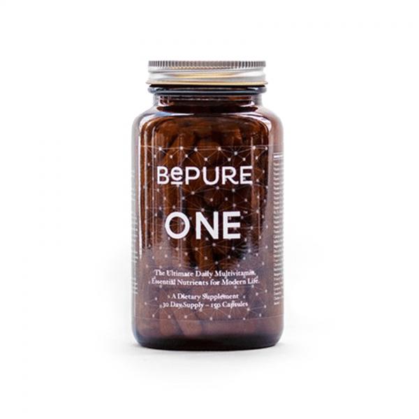 BePure One Daily Multivitamin 150 Capsules