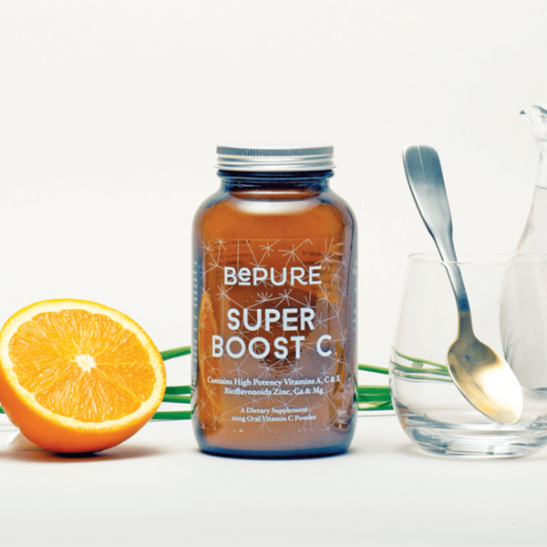 BePure Super Boost Vitamin C 200g Powder