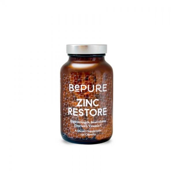 BePure Zinc Restore 120 Capsules