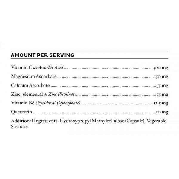 BePure Zinc Restore 60 Capsules