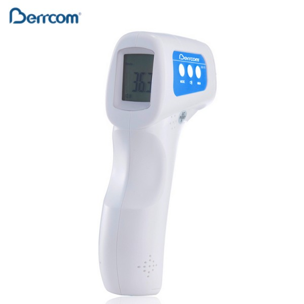Berrcom Non-Contact Infrared Forehead Thermometer