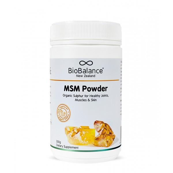 Bio Balance MSM Powder 500g