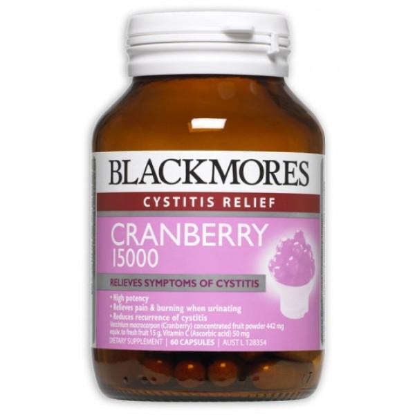 Blackmores Cranberry 60 Capsules