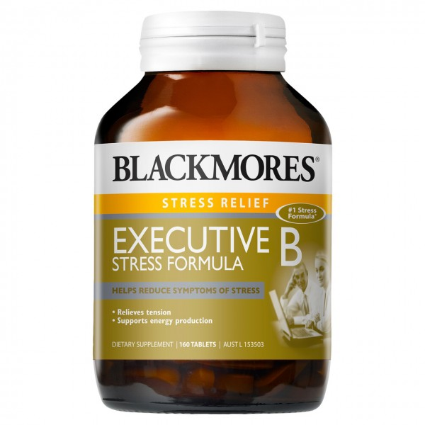 Blackmores Executive B Stress Formula 160 Tablets