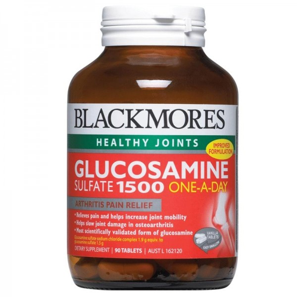 Blackmores Glucosamine Sulfate 90 Tablets