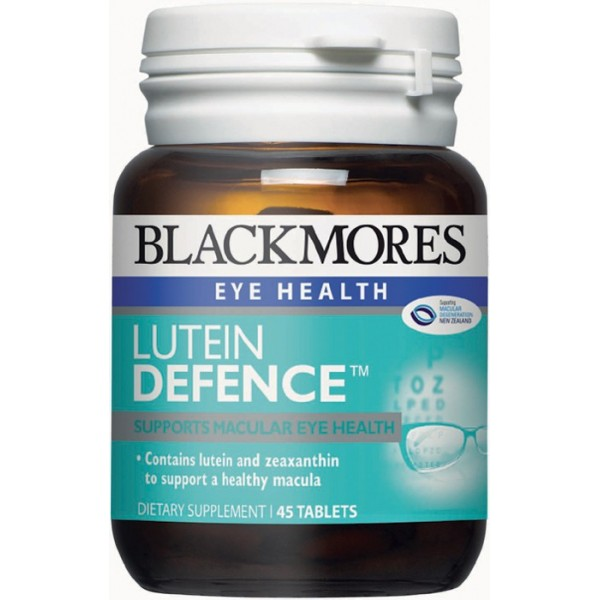 Blackmores Lutein Defence 45 Tablets