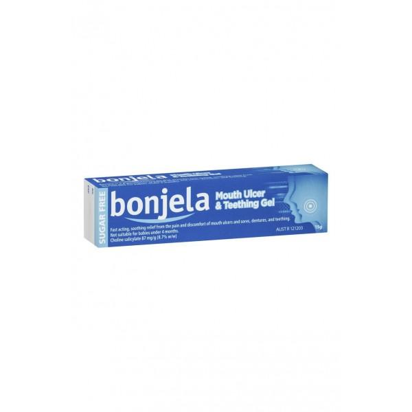 Bonjela Mouth Ulcer Gel 15g