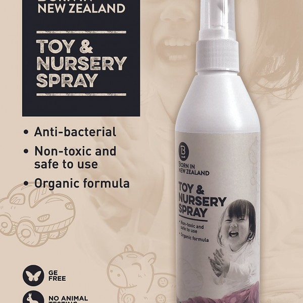 Organic Toy and Nursery Spray 250ml
