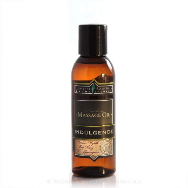 Buckley & Phillips Aromatics Massage Oil Indulgence 125ml