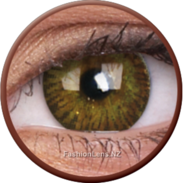 ColourVue Colour Contact Lens - 3 Tones Brown