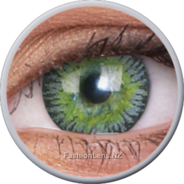 ColourVue Colour Contact Lens - 3 Tones Grey
