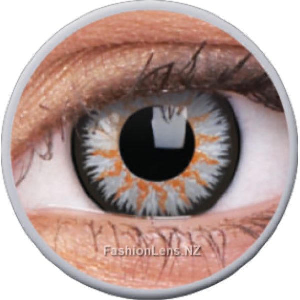 ColourVue Colour Contact Lens - Glamour Grey
