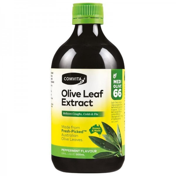 Comvita Olive Leaf Extract Liquid 500ml