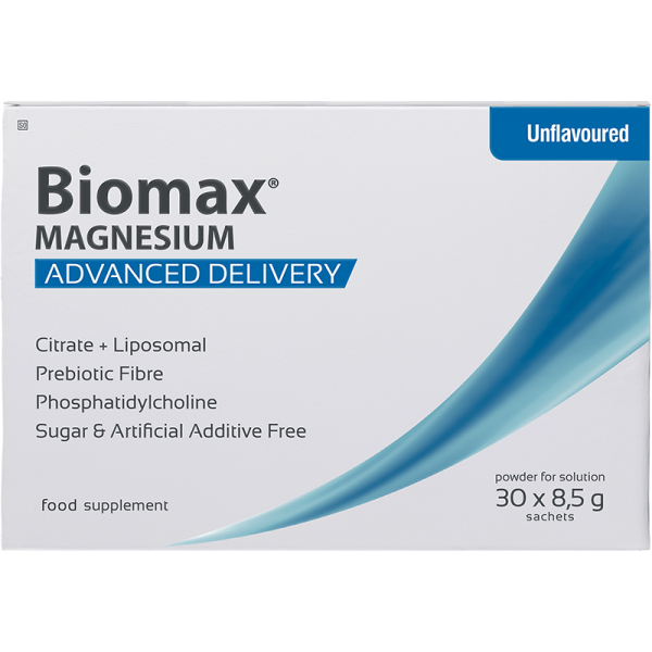 Coyne Healthcare Biomax Magnesium Unflavoured 30 Sachets