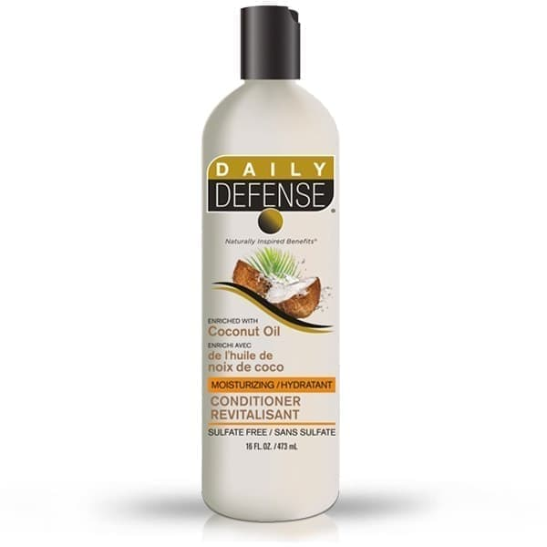 Daily Defense Coconut Conditioner 473ml