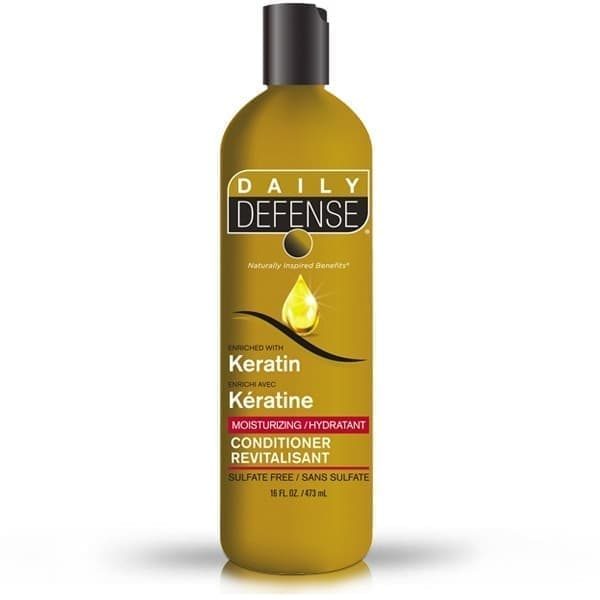 Daily Defense Keratin Conditioner 473 ml