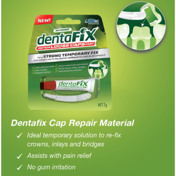 Dentafix Loose Caps Repair 7g
