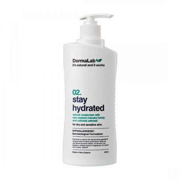 DermaLab 02 Super Hydrating 430ml