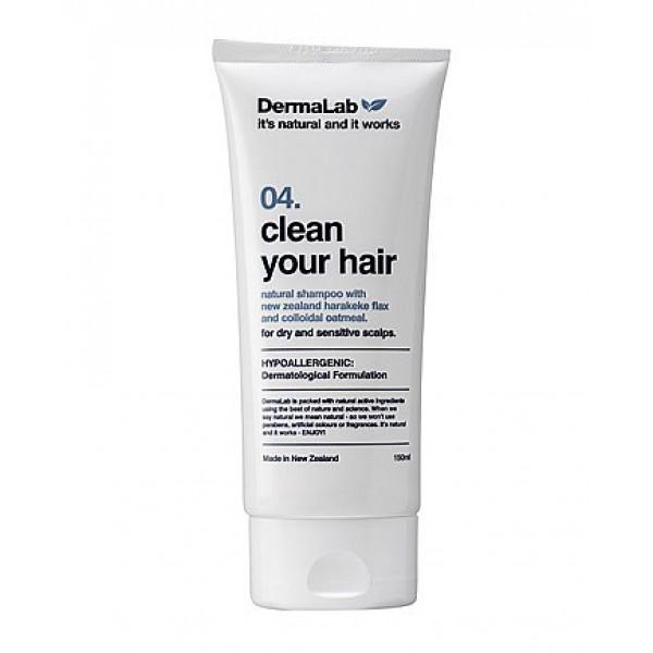DermaLab 04 Clean Your Hair 150ml