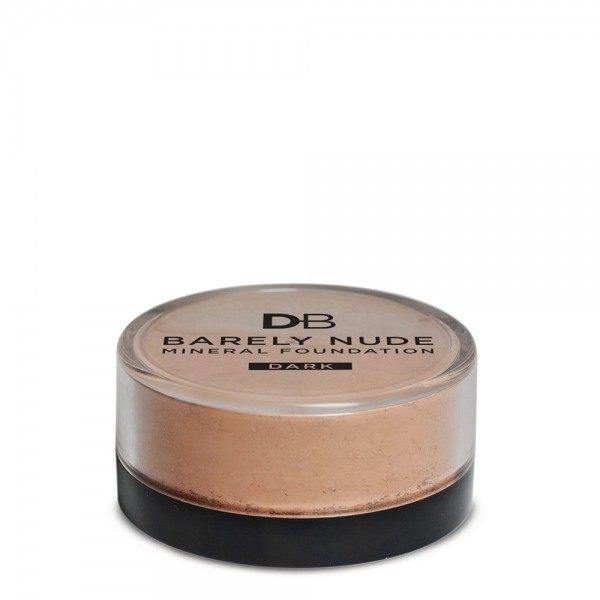 Designer Brands Barely Nude Mineral Foundation Dark