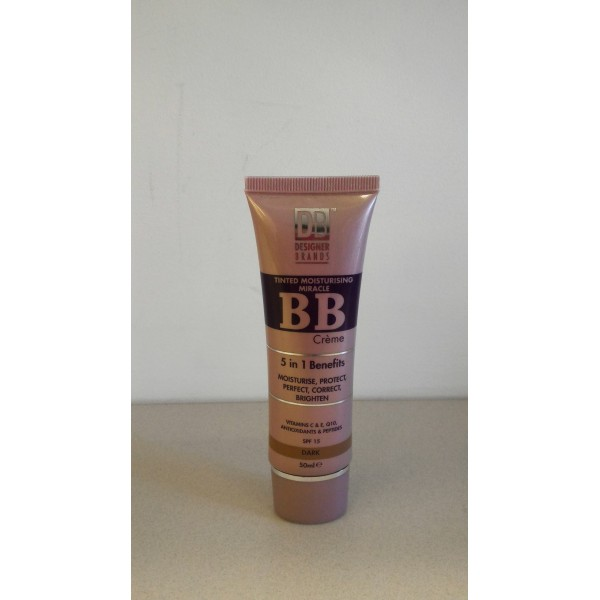 Designer Brands BB Creme 50ml Dark