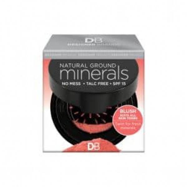 Designer Brands Natural Ground Minerals Blush
