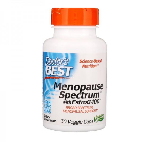 Doctor's Best Menopause Spectrum 30 Capsules