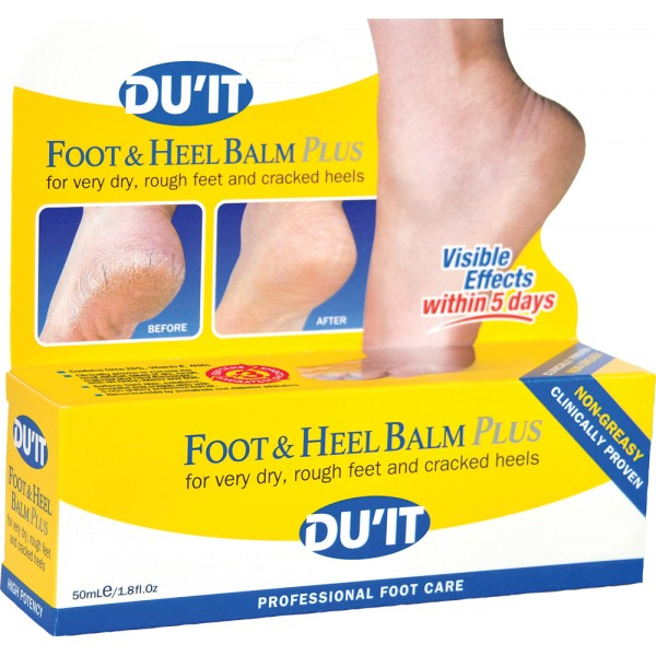 Du It Foot & Heel Balm 50g