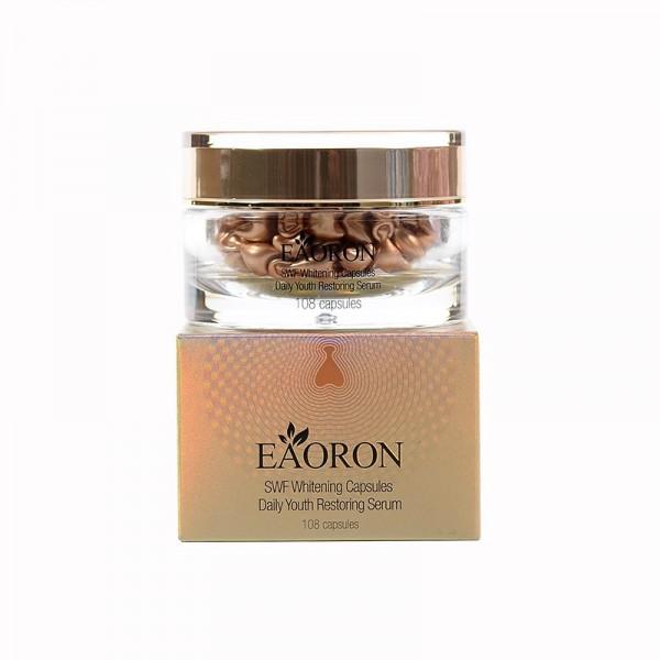 EAORON SWF Whitening Capsules Restoring Serum 108 capsules