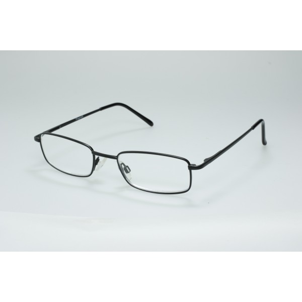 EasiReader Reading Glasses Fitgerald Black +3.00