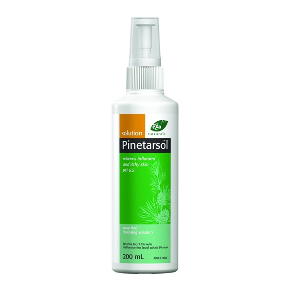 Pinetarsol Solution Spray 200ml