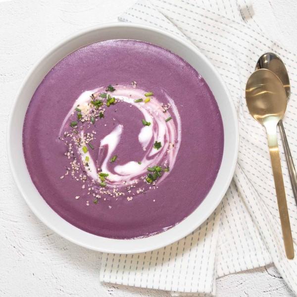 Eimele Purple Yam & Squash Soup 7 x 60g