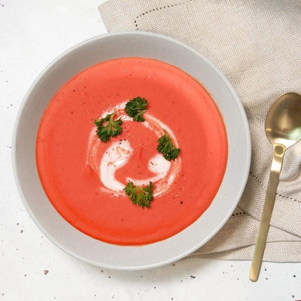 Eimele Tomato Basil & Lentil Soup 7 x 60g