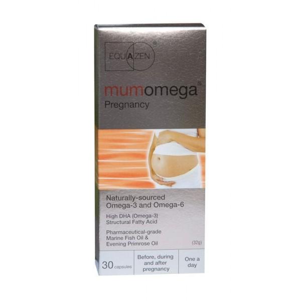 Equazen Mumomega Pregnancy 30 Capsules